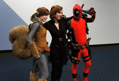 squirrel girl black widow